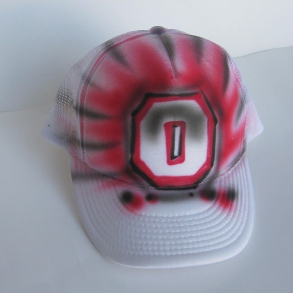 quality design 2547c 7f926 ... baseball caps amazon canada b0618 f0586  netherlands ohio state  buckeyes block o trucker hat 0af98 b2aab
